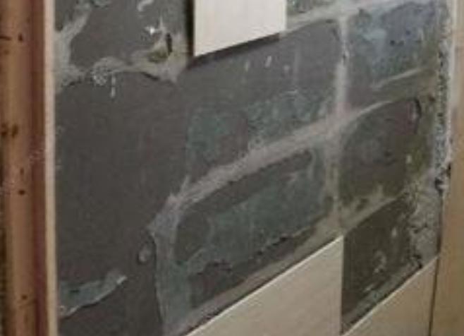 瓷砖胶+水泥、黄沙、其它添加剂?插图