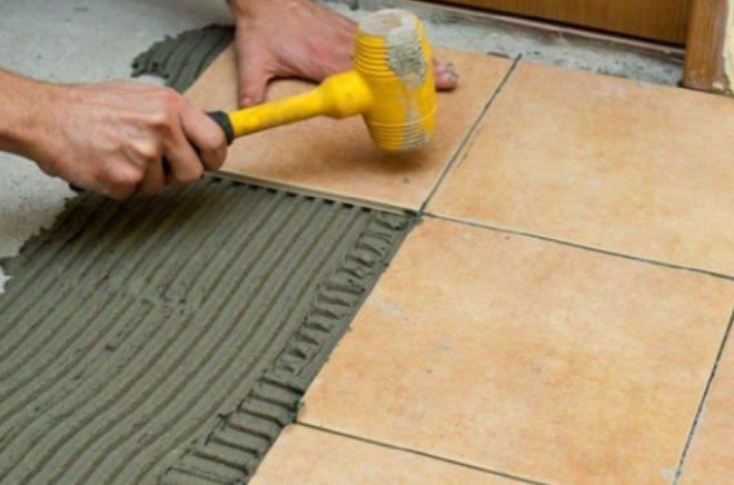 瓷砖胶+水泥、黄沙、其它添加剂?插图4